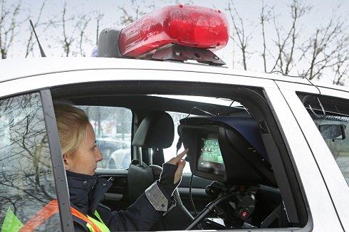 Országos Rendőr-főkapitányság bemutatja a VÉDA Közúti Intelligens Kamerahálózat rendszerelemeként bevezetésre kerülő változtatható helyű Komplex Közúti Ellenőrző Pontokat (VH KKEP) 2015. február 4-én