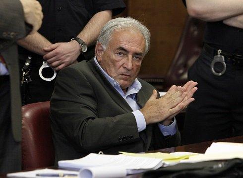 Dominique Strauss-Kahn-felmentes