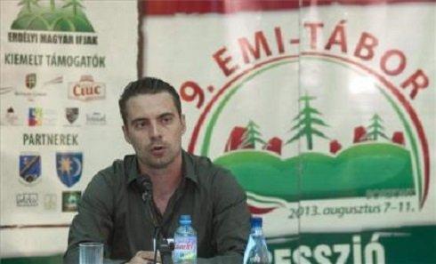 Erdély - Vona kitoloncolását, a Jobbik romániai betiltását kezdeményezi egy román képviselő