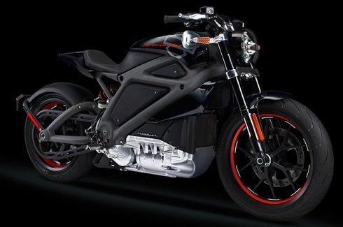 Harley-Davidson-elektromos