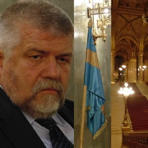 Akik nem sodródó hősöket gyúrnak, faragnak, hanem parancsolnak a történelemnek - Izsák Balázs Budapesten
