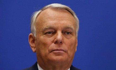 A lemondott, francia szocialista miniszterelnök, Jean-Marc Ayrault