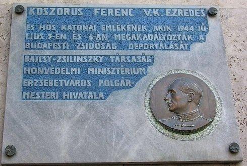 Koszorús-Ferenc-zsidók-megmentője