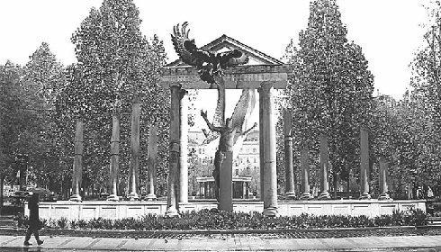 Német-Megszállási-Emlékmű