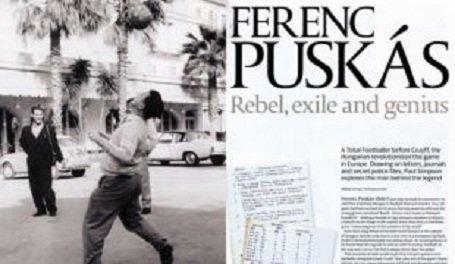 Puskás Ferenc: lázadó, menekült és géniusz