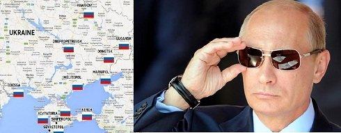 Ukrán válság- Putyin miért is foglalkozna a Nyugat véleményével?