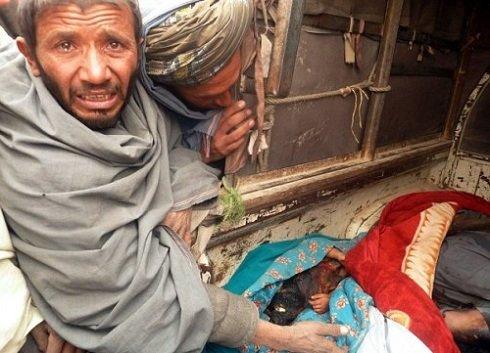 Afganisztáni háború- folyamatosan emelkedik a polgári áldozatok száma