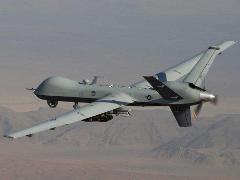 MQ - 5B  típusú drón.