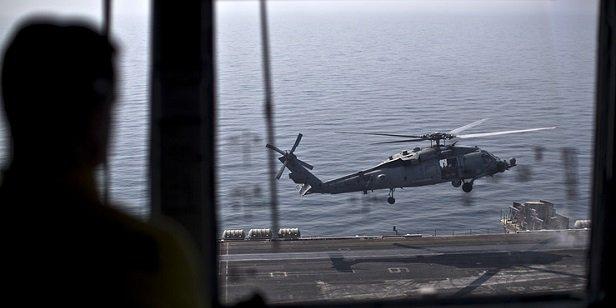 Amerikaiak evakuálják az IÁ parancsnokait.