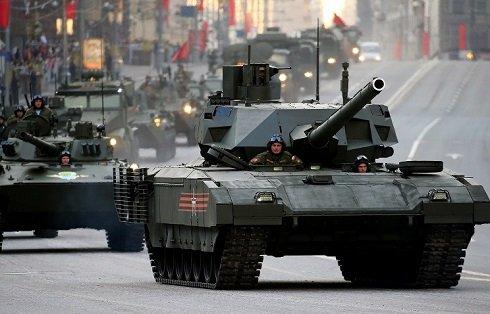 Európa 15 év alatt tudja kifejleszteni a világ legjobb harckocsijának ellenfelét