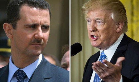 Bassár el-Aszad: Az amerikai erőknek el kell hagyniuk Szíriát