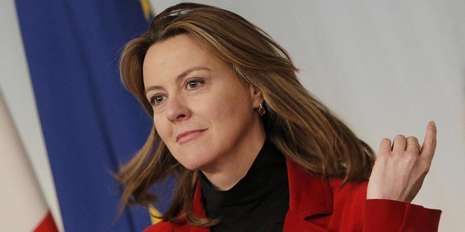 Beatrice Lorenzin, az olasz egészségügyi tárca vezetője
