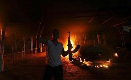 Libiai merénylet – Washington jól előkészített terrortámadásra gyanakszik