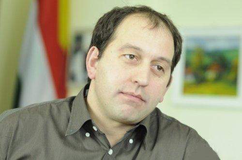 Bíró László csíkmadarasi polgármester