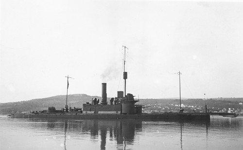 Felújíthatják a legendás Bodrog osztrák-magyar monitor hadihajót