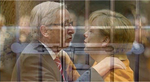 Börtönbe Junckerrel és Merkellel!