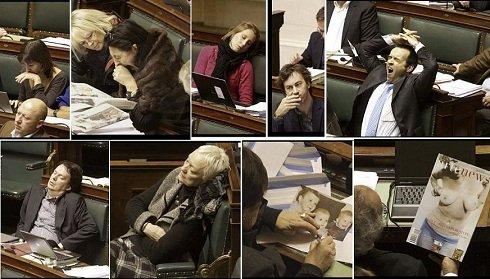 Unalmas az élet Brüsszelben...