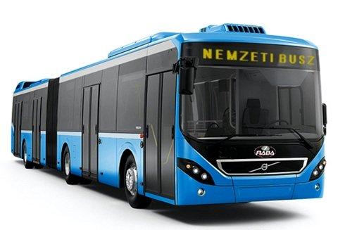 Újabb belföldi megrendelés a Rába buszokra