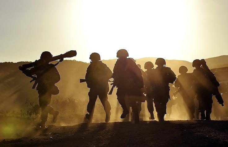Csökkent az orosz fegyvereserők létszáma.