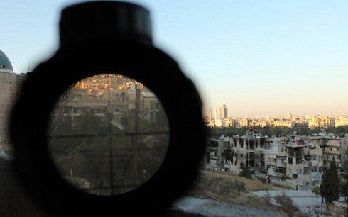 Szíria- a kormány ostrom alatt tartja Damaszkusz külső kerületeit