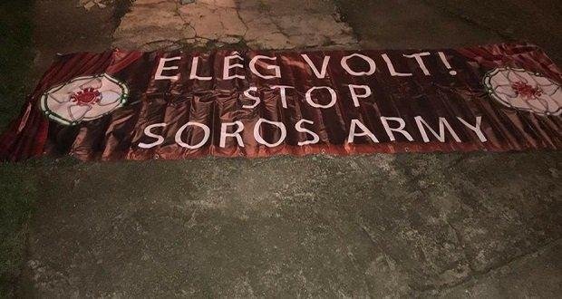Demonstráció Brüsszelben a migránskvóták ellen