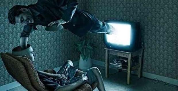 A televízió agymosás.