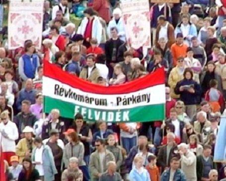 Varró István - Csáky Pál és az MKP oldalán állok