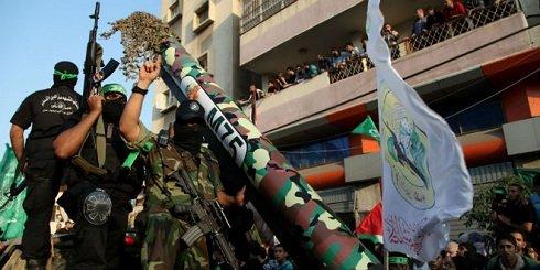 gáza-rakéta