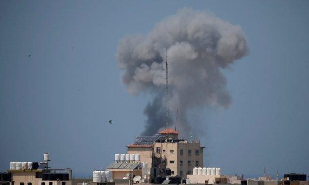 Háború Gázában