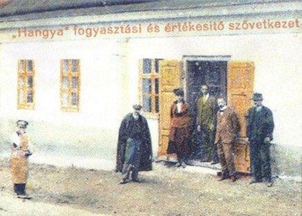 Hangya Szövetkezet az 1910-es években