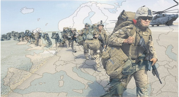 Már 60 ezer amerikai katona van Európában
