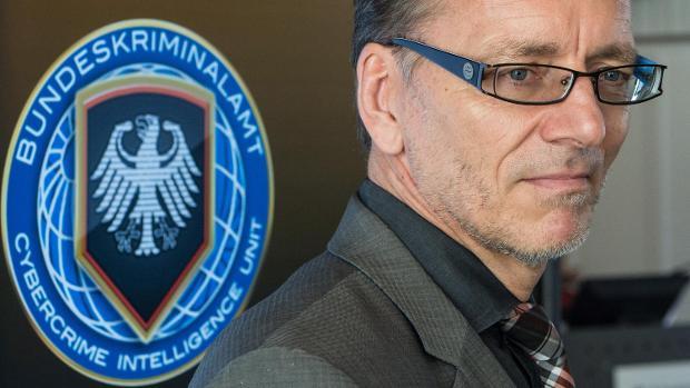 Holger Münch, a Bundeskriminalamt (BKA) elnöke.