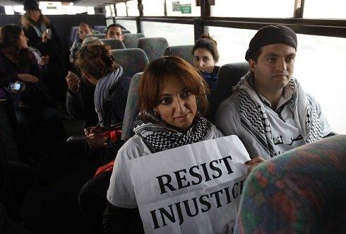izrael-busz-palesztinok-elkulonitese