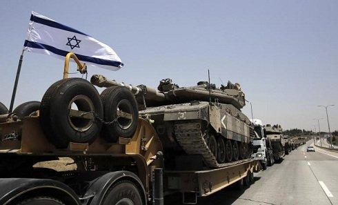 Gáza- Izrael megindította szárazföldi hadműveletét