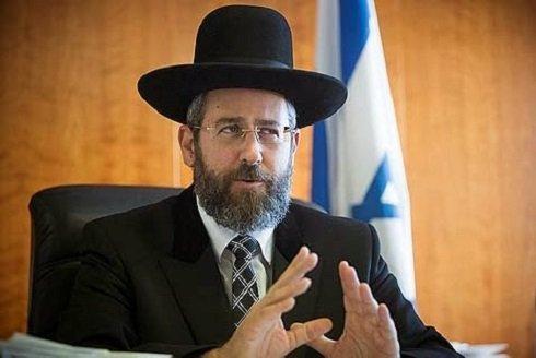Az izraeli főrabbi szerint egyre élénkebb a zsidó közélet Magyarországon