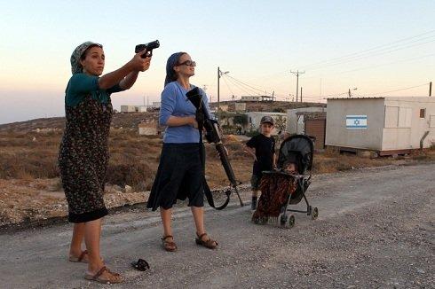 Izrael- Lakásépítés telepeseknek a megszállt területeken
