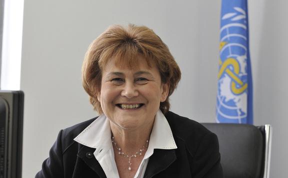 Jakab Zsuzsanna, az Egészségügyi Világszervezet (WHO) európai regionális igazgatója