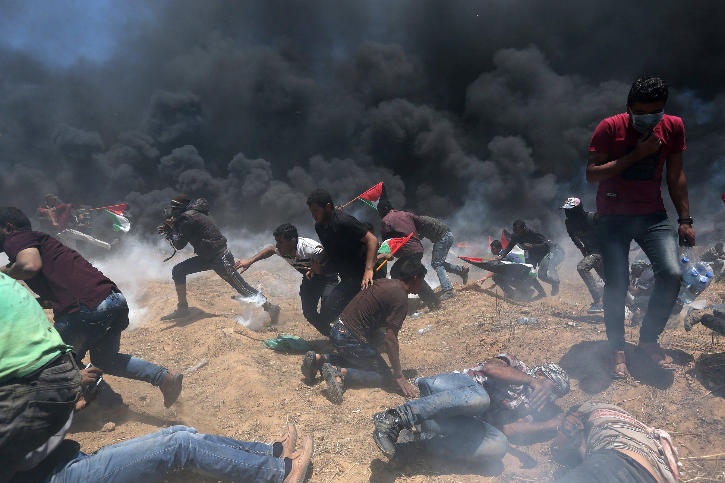 Jeruzsálemben folyik a vér- Kormányunk igyekszik szűz maradni