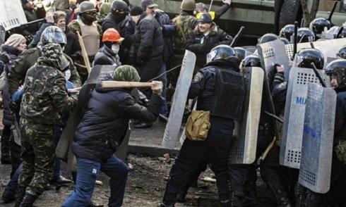 kijev-összecsapás