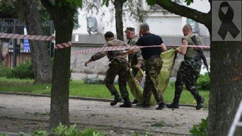 Ukrán polgárháború- Kijev bevezetheti a hadiállapotot
