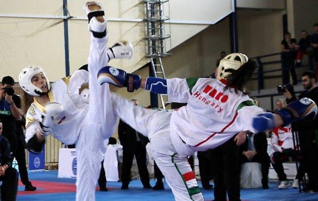 Kick-box Európa-bajnokság: Kilenc aranyat hoztak versenyzőink