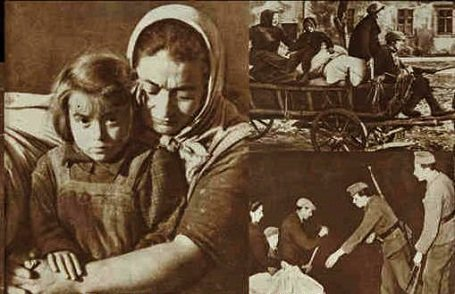 Felvidék : Észak - Komárom a kitelepített magyarokra emlékezett