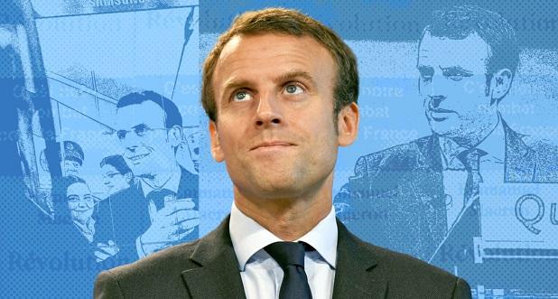 Levél Macronnak