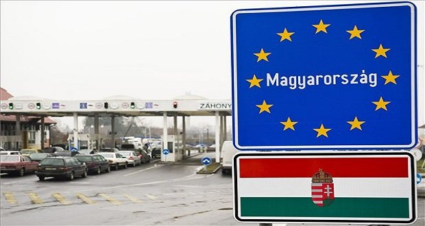 magyar hatar