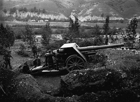 magyar-tüzérség
