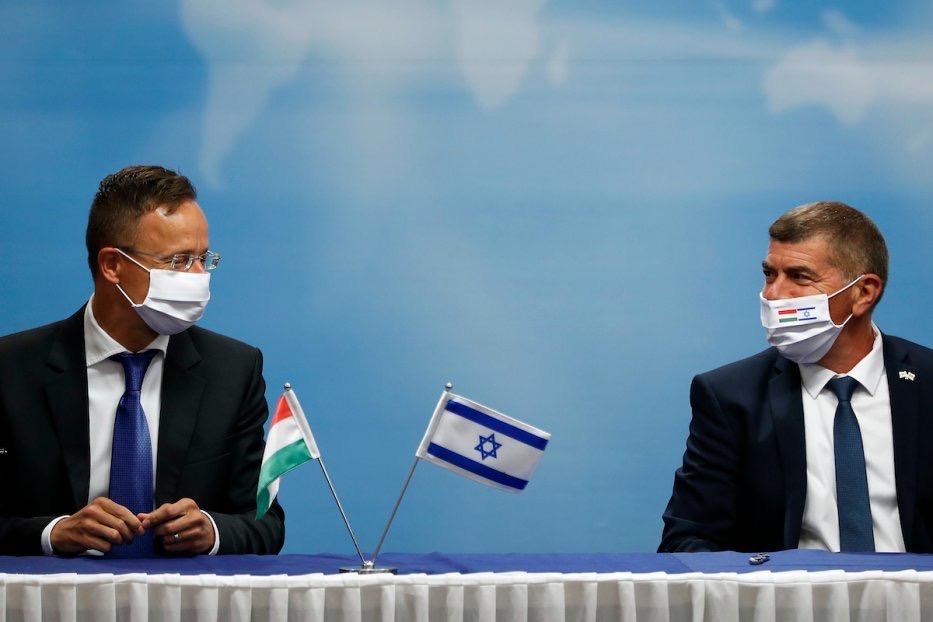 Szijjártó- Magyarország továbbra is kiáll Izrael mellett