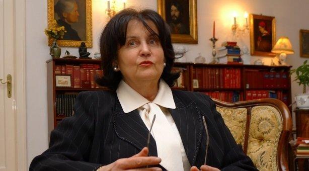 Dr. Eva Maria Barki: Magyarországról jöjjön a megszabadítás a mostani helyzettől és az Európai Uniótól