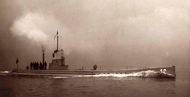 Megtalálták az osztrák-magyar U16-os tengeralattjáró roncsait