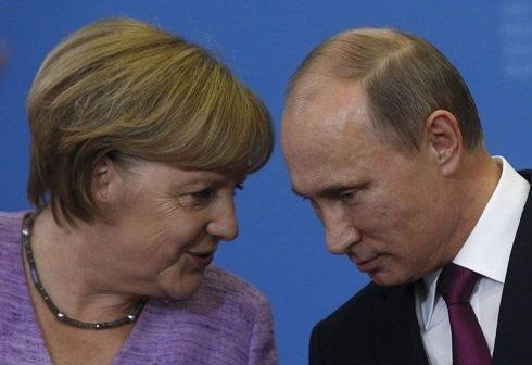 Ukrán polgárháború- Putyin és Merkel titokban válság rendező megállapodást kötött