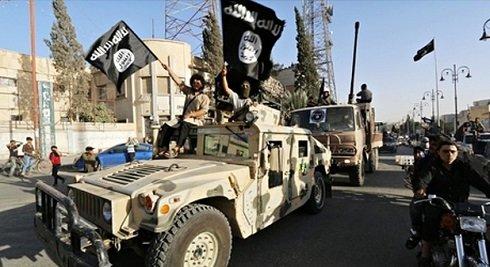 A Nyugat korlátozott katonai beavatkozása az Iszlám Állam ellen